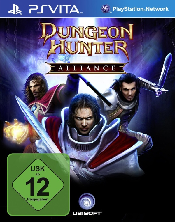 cover_Dungeon Hunter: Alliance