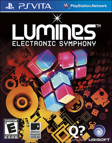 cover_Lumines Electronic Symphony