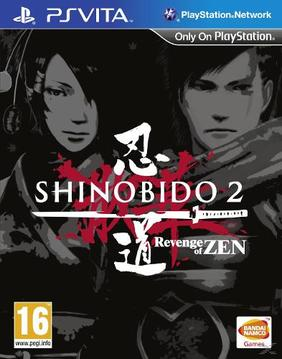 cover_Shinobido 2: Revenge of Zen: Launch-Trailer