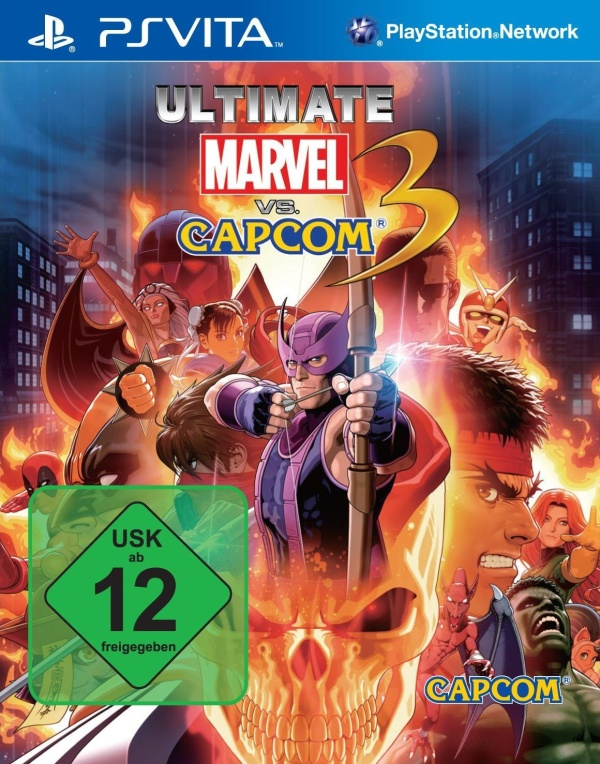 cover_Ultimate Marvel VS Capcom 3
