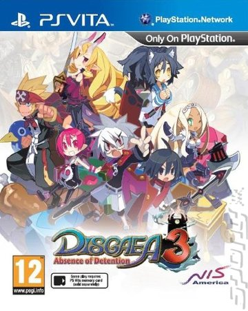 cover_Disgaea 3: Absence Of Detention