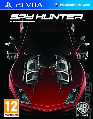 cover_Spy Hunter