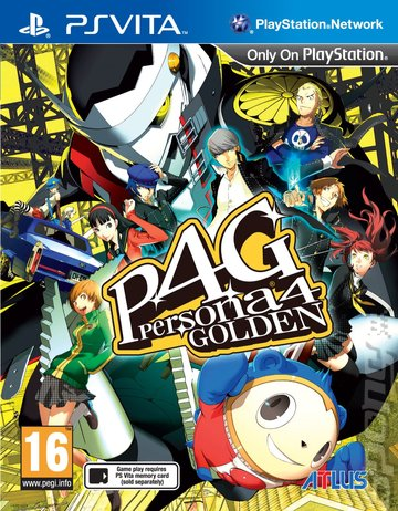 cover_Persona 4: The Golden