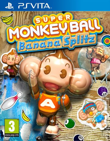 cover_Super Monkey Ball: Banana Splitz