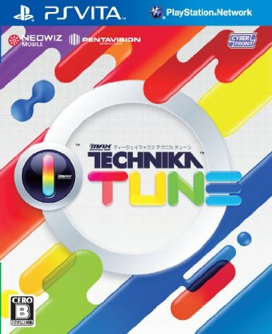 cover_DJ Max Technika Tune
