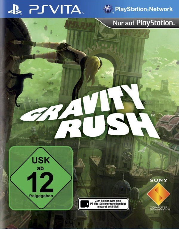 cover_Gravity Rush