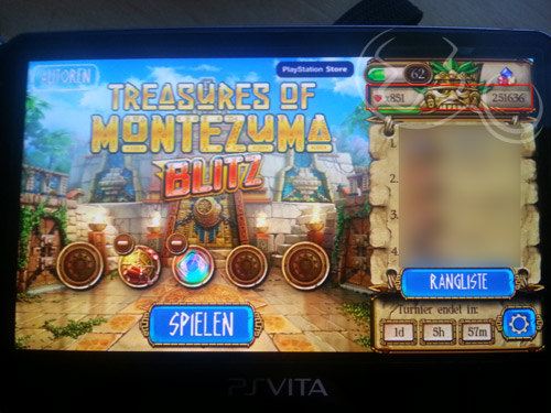montezuma bug Treasures Of Montezuma Blitz: BUG