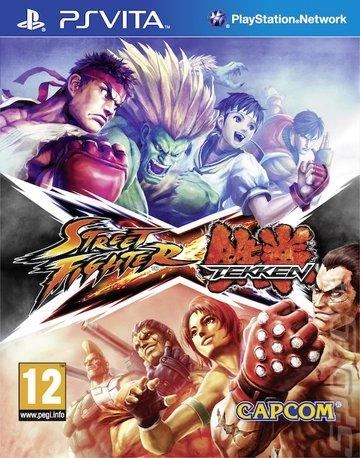 cover_Street Figther X Tekken