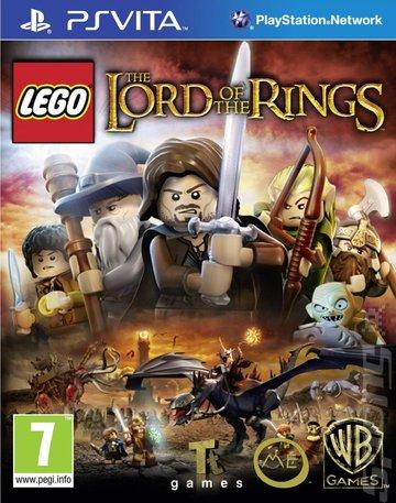cover_LEGO Herr der Ringe