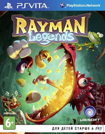 cover_Rayman Legends – Kostenloser DLC erschienen