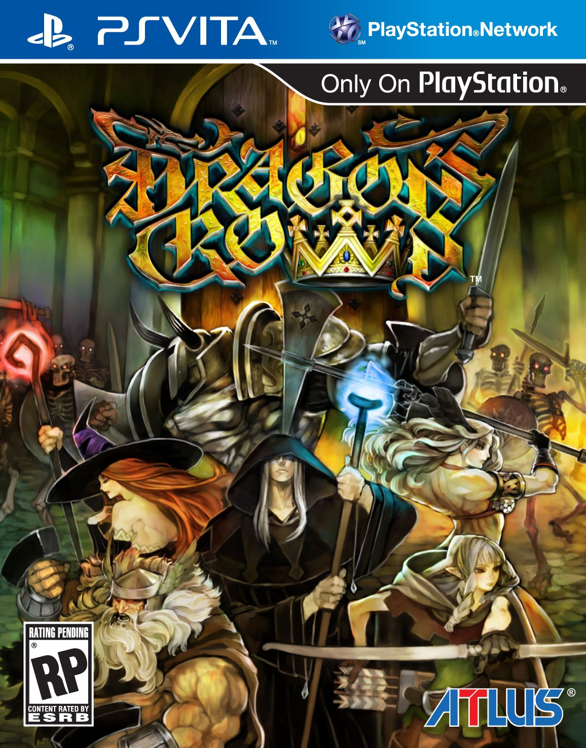 cover_Dragon's Crown – neuer Patch