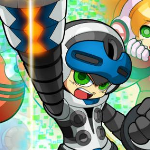 Mighty No.9 – Tokyo Indie Fest Gameplay